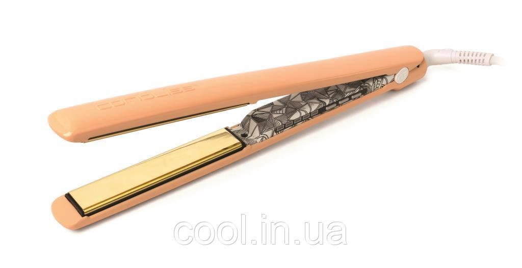 Стайлер Corioliss C3 рожеве золото
