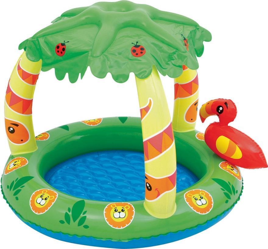 """Детский надувной бассейн  Bestway """"Джунгли"""""""