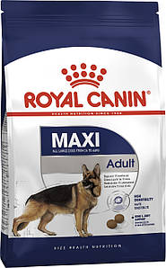 Сухий корм Royal Canin Maxi Adult для собак, 4КГ