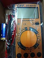 Мультиметр цифровой DT9205A+