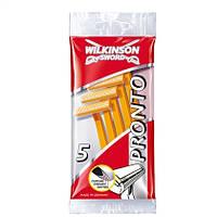 Wilkinson Pronto  Einwegrasierer - Одноразовые бритвы 5 шт.