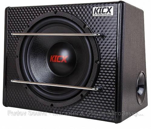 Сабвуфер Kicx AP 300BPA (12″ | 300/600w | 90db | Активный)