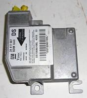 Блок управления Airbag Opel Corsa C 24417007 / 342853160