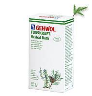 Травяная ванна для ног Фусскрафт 20 г. (10 пакетов) GEHWOL