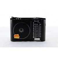 Радиоприемник колонка MP3 Golon RX-BT16 Bluetooth Имеется телескопическая антенна Незаменимый Код: КГ7180