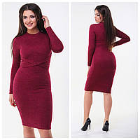 "Платье больших размеров "" Мустанг "" Angelo Style, фото 1"