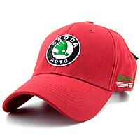 Бейсболка Skoda — Купить Недорого у Проверенных Продавцов на Bigl.ua 7535da3d9e7f5