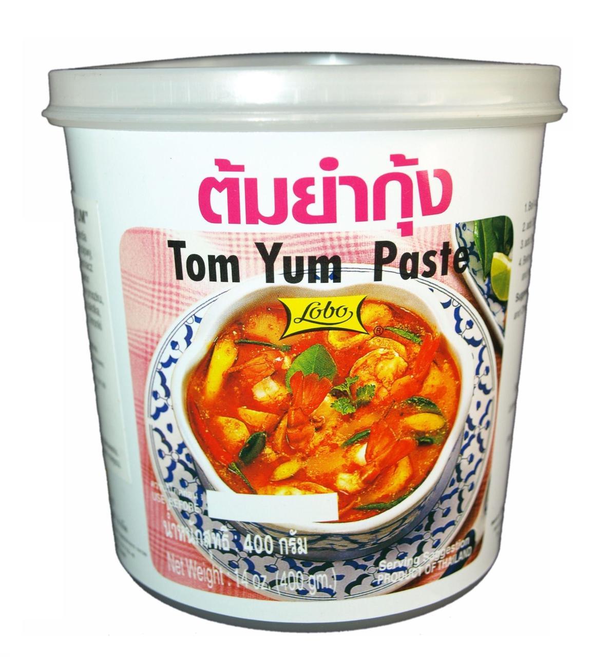 Паста Том Ям LOBO 400 г