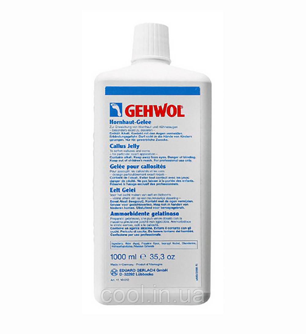 Гель для загрубевшей кожи 1 л. GEHWOL