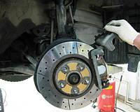 Ремонт и обслуживание тормозной системы Форд