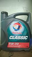 Масло моторное TOTAL Classic 5w30 5l