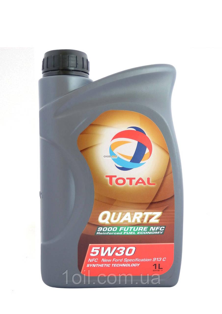 Масло моторное Total Quartz 9000 Future NFC 5W-30 1l