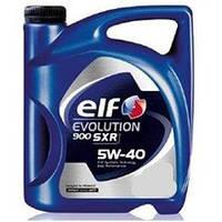 Масло моторное ELF Evolution 900 SXR 5W-40 5L