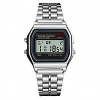 Часы Casio Protrek silver