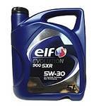 Масло моторное ELF Evolution SXR 5w30 5l