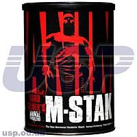 Universal Animal M-Stack для восстановления после нагрузок тренировок спортивное питание