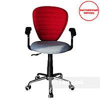 Детское компьютерное кресло FunDesk LST7 GREY-RED, фото 1