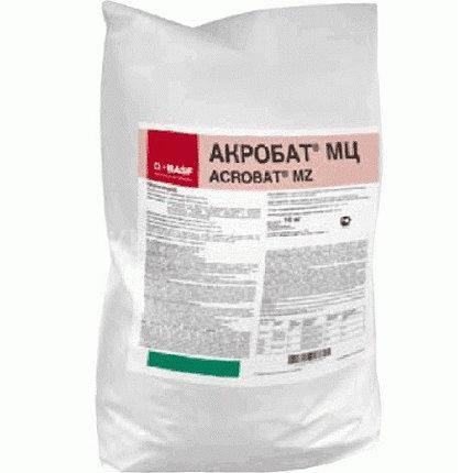 Фунгицид Акробат ТОП 50 % в.г. BASF - 5 кг, фото 2