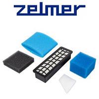 Комплект фильтров для моющего пылесоса Zelmer 919