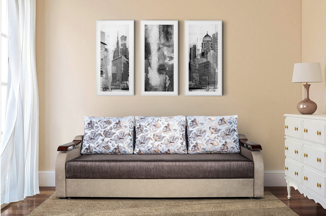 Диван и кресло Аккорд