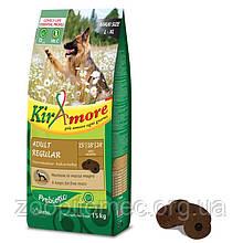 Корм GHEDA Kiramore Maxi Adult Regular для собак великих порід (Індичка), 15 кг