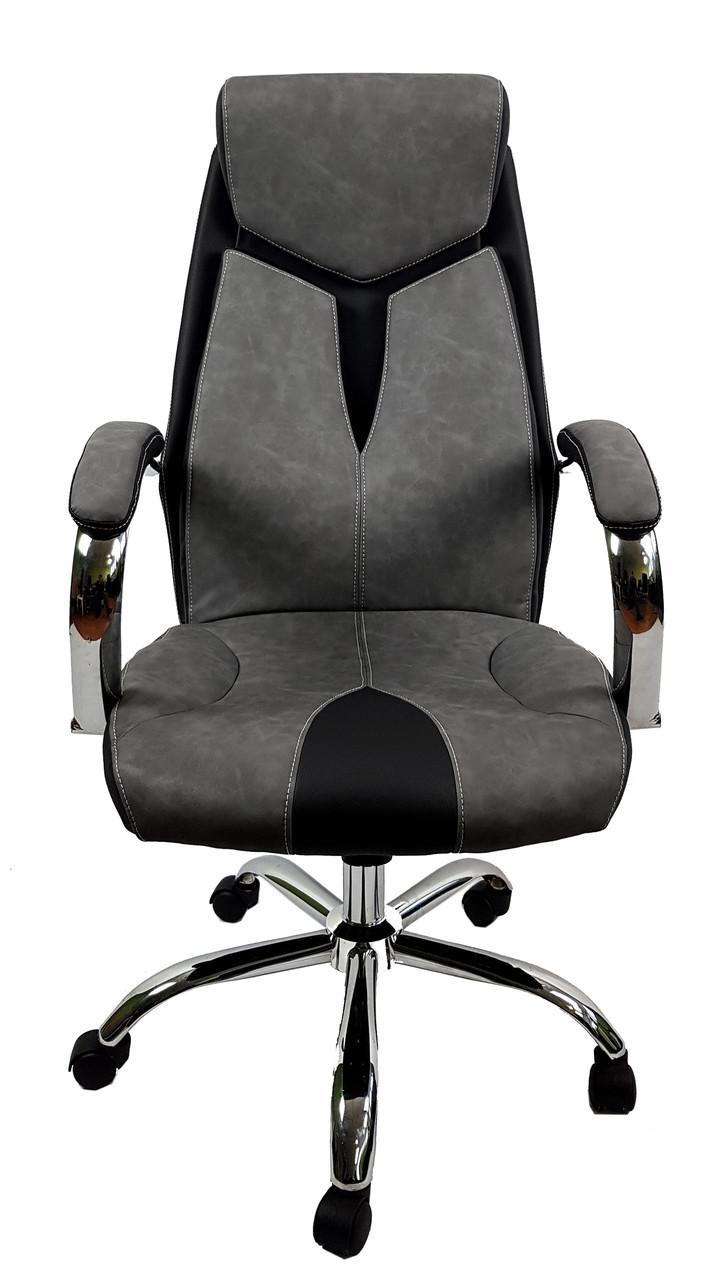 Крісло комп'ютерне THOR GREY OC206