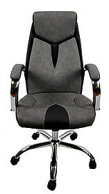 Крісло комп'ютернеTHOR GREY OC206