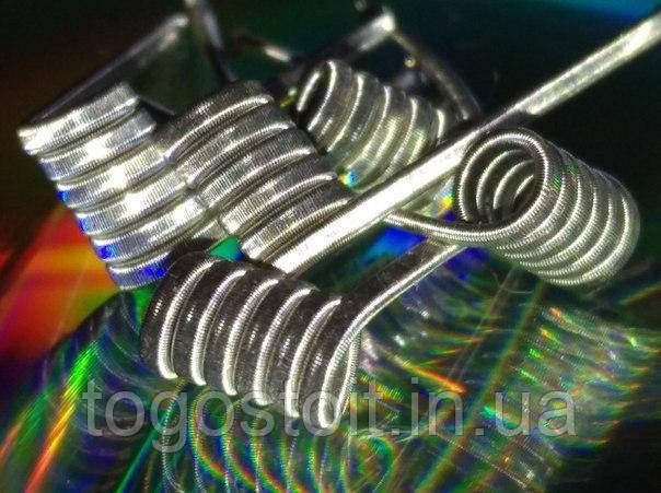 Ukrcoil Fused Clapton