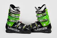 🔹Боти лижні lange venus black-green 295 (лыжные ботинки горнолыжные  сноубордические для лыж 87e165aea02ca