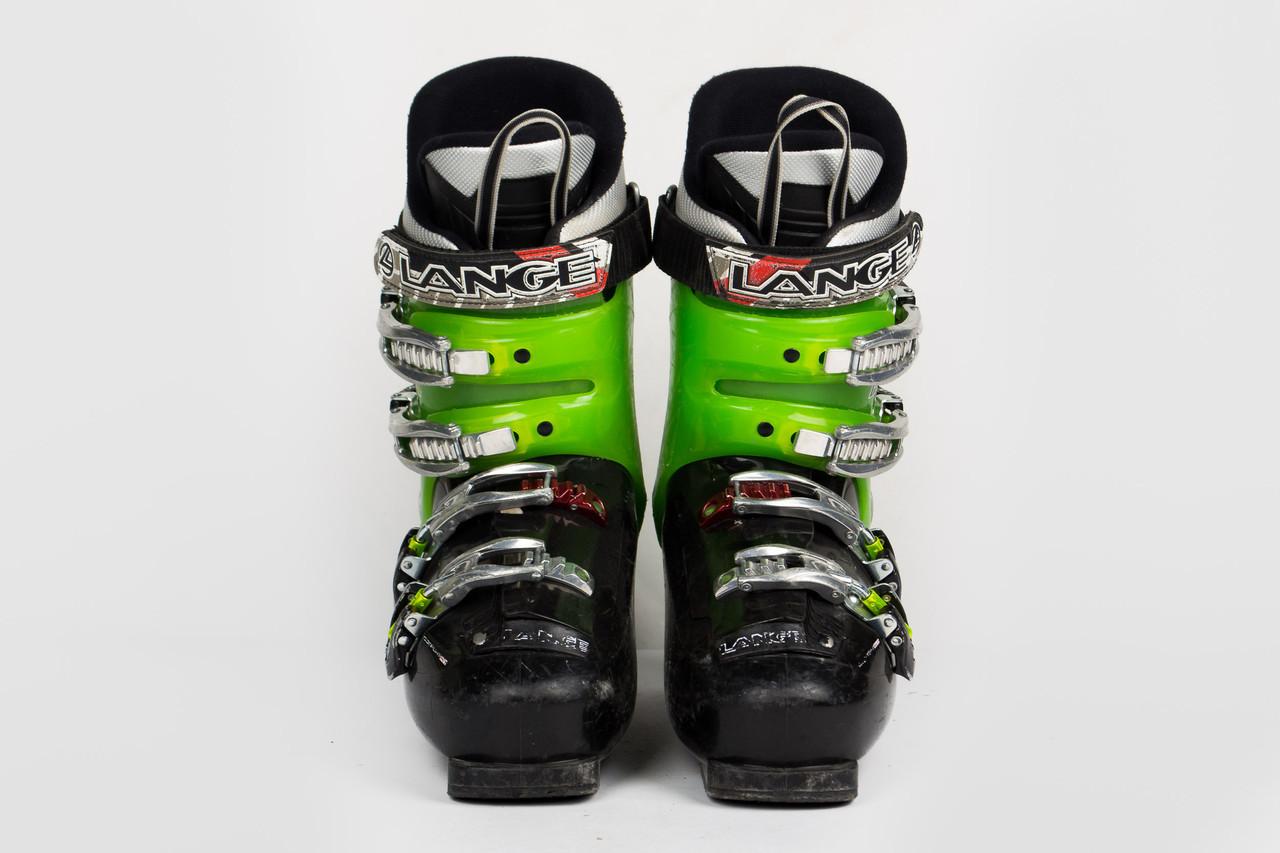 🔹Боти лижні Lange Venus Black-green 250 (лыжные ботинки горнолыжные  сноубордические для лыж 9020f7df44a5c