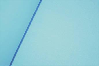 Польская хлопковая ткань светло-мятная 160 см