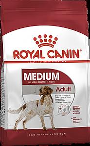 Сухий корм Royal Canin Medium Adult для собак середніх порід, 15КГ