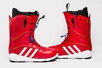 🔺Боти для сноуборду adidas blauvelt red (ботинки сноубордические  горнолыжные аксессуары сноуборда крепления экипировка) ed964ba1fa00c