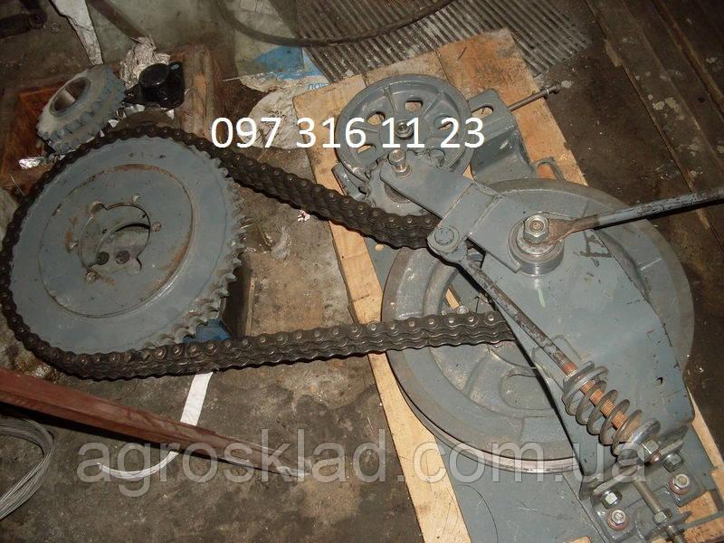 Цепной привод молотильного барабана ДОН-1500