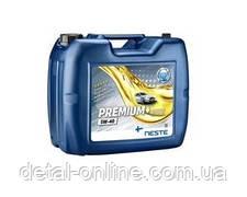 NESTE Premium Plus 10W-40 Масло моторное API SN/CF (17кг/20л) п/синт.