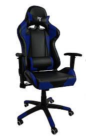 Крісло комп'ютерне7F GAMER blue