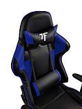 Крісло комп'ютерне 7F GAMER blue, фото 3