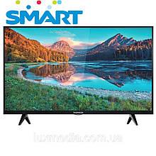 Телевизор Thomson 32HD5506 (PPI 300Гц, HD, Smart TV, Wi-Fi, Dolby Digital Plus 2 x 5Вт, DVB-C/T2/S2)