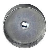 Ключ для масляного фильтра Volvo, 107 мм, 15 граней. A1247 H.C.B. , фото 1