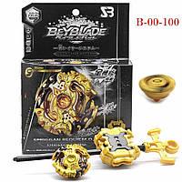 Бейблейд Взрыв Beyblade Golden Spriggan Золотой Спрайзен С5  B00-100 S5