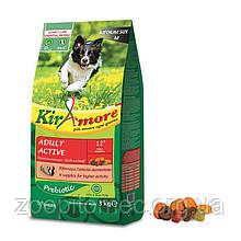 Корм GHEDA Kiramore Medium Adult Active для собак середніх порід (Яловичина), 15 кг