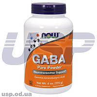 NOW GABA для восстановления для сна аминокислоты послетренировочный комплекс спортивное питание