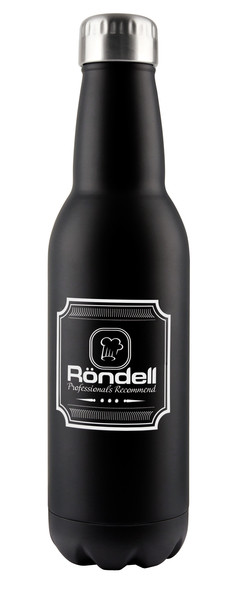 Термос RONDELL RDS-425 Bottle Black 0.75 л (RDS-425)
