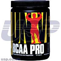 Universal BCAA Pro бцаа аминокислоты для набора мышечной массы роста мышц восстановления спортпит