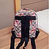 Городской рюкзак с цветочным принтом, фото 5