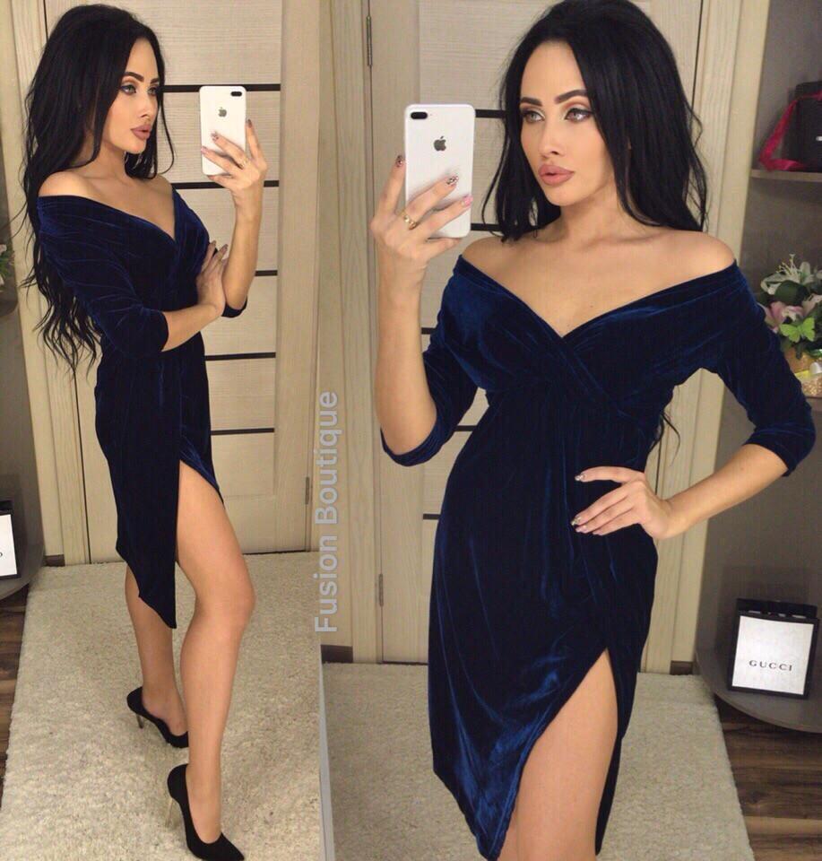 Женское стильное платье  ВН326