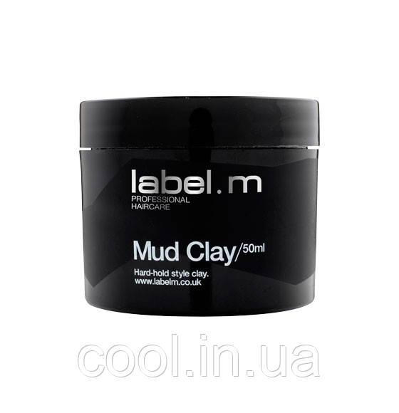 Глина для волос Моделирующая 50 мл. label. m