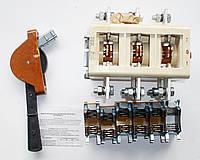 Рубильник перекидной ВР 32-39А 71240 630А с передним смещённым приводом