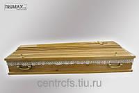 Немецкий  гроб саркофаг дуб