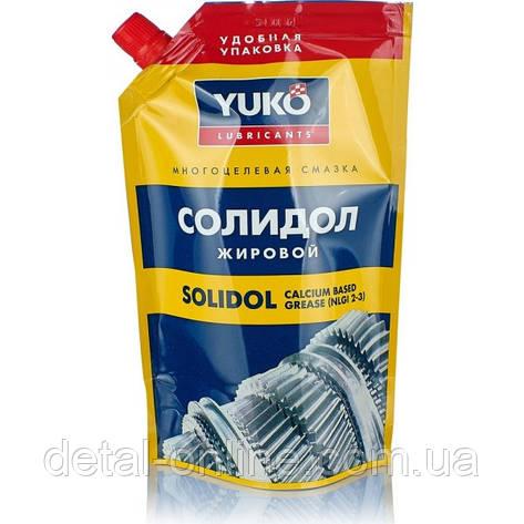 Смазка Солидол (0,375кг) (YUKOIL) , фото 2